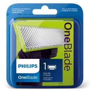 Lâmina OneBlade Philips - QP210/50 - Cinza
