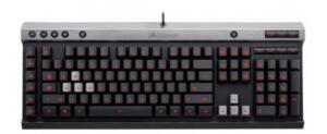 Teclado Corsair Gaming Raptor K30 Red