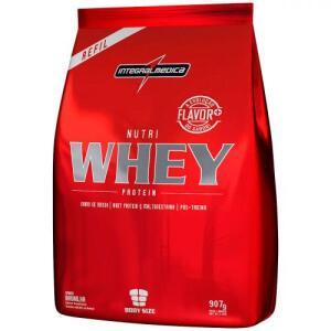 Whey Protein Integralmédica Nutri Whey Protein - Baunilha - Refil 907g!