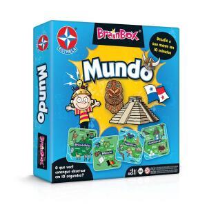 [Prime] Jogo Brainbox Mundo Brinquedos Estrela R$ 40