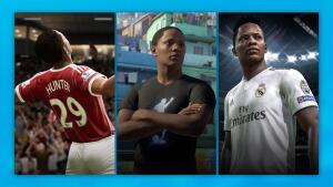 [Xbox One] Trilogia A Jornada do FIFA (FIFA 17 + 18 + 19)