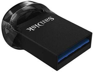 ( Amazon Prime ) Pen Drive Sandisk Ultra Fit 64GB USB 3.1 Drive