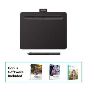 [Prime] Wacom CTL4100 - Mesa Digitalizadora Intuos Creative, Preto R$ 348