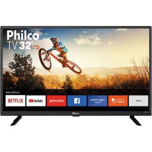 "Smart TV LED 32"" Philco PTV32G52S HD | R$764"