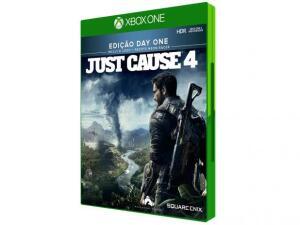 [APP] [Clube da Lu] Jogo Just Cause 4 Edição de Day One - Xbox One | R$24