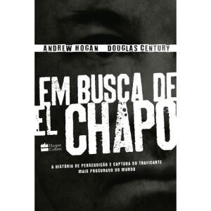 Livro - Em busca de El chapo | R$25