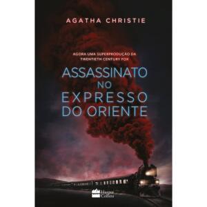 Livro | Assassinato no expresso do oriente - R$17
