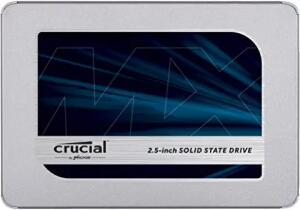 "SSD Crucial MX500 de 500GB, SATA 2,5"" - Micron"