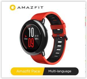 Novo Amazfit Ritmo R$302