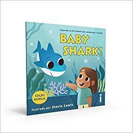 [Prime] Baby Shark! (Português) Capa dura R$ 20