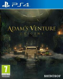 [PS4] Adam's Venture: Origins DELUXE EDITION