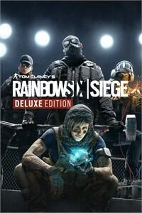 (XONE) Clancy's Rainbow Six Siege Deluxe Edition - R$37