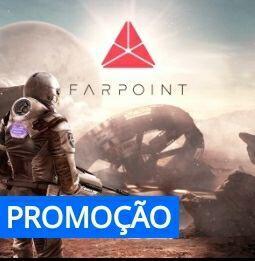 Farpoint PS VR - R$40