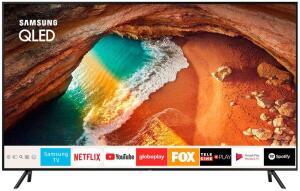 """Samsung Smart Tv Qled 65"""" 4k Q60 Pontos Quanticos"""