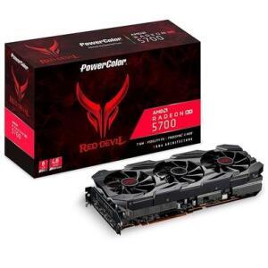 [APP] Placa de Vídeo PowerColor AMD Radeon Red Devil RX5700, 8GB, GDDR6 - AXRX 5700 8GBD6-3DHE/OC