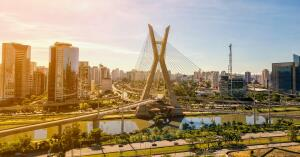 Pacote São Paulo: aéreo de BH + hospedagem para 2 adultos por R$771
