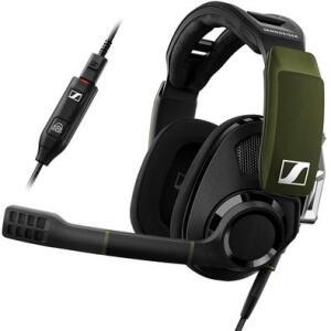 Headset Gamer Sennheiser GSP 550, 7.1 Dolby Surround R$1.130