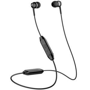 Fone de Ouvido Bluetooth Sennheiser CX 150BT, com Microfone, Recarregável R$370
