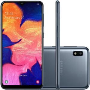 Smartphone Samsung Galaxy A10 32GB - R$674