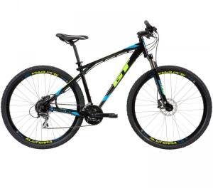 Mountain Bike GT Timberline Expert - Aro 29 - Freio Promax Hidráulico - Câmbio Shimano - 24 Marchas