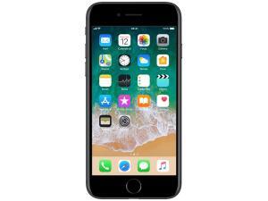 """iPhone 7 Apple 32GB Preto Matte 4G Tela 4.7""""Retina - Câm. 12MP + Selfie 7MP iOS 11 Proc. Chip A10"""