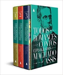 Box Todos os romances e contos consagrados | R$76