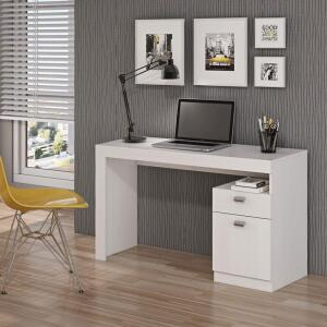 Mesa Para Computador Melissa - Branco R$ 150
