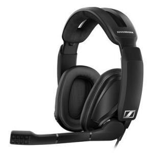 Headset Gamer Sennheiser GSP 302, P2, Preto - 507243