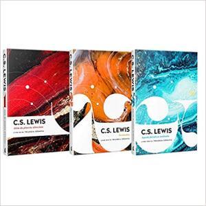 Kit Trilogia Cósmica - C.S. Lewis | R$81