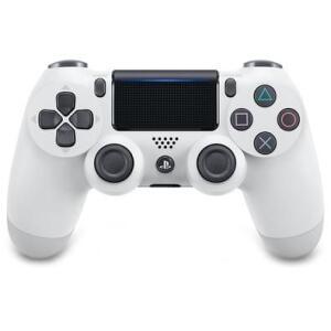 Controle Sony Dualshock 4 PS4, Sem Fio, Branco