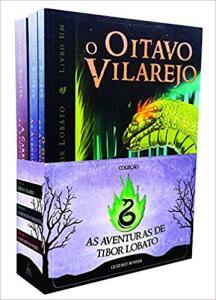 Box Aventuras De Tibor Lobato | R$60