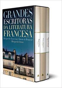 Box - Grandes escritoras da literatura francesa | R$76