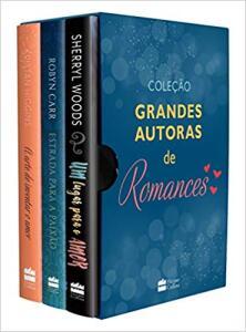 Box Grandes autoras de romances | R$41