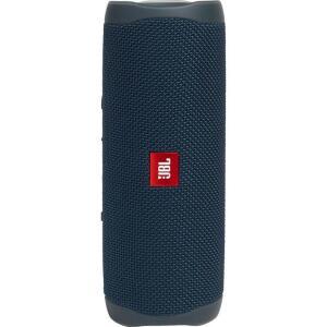 Caixa de Som Portátil JBL Flip 5 Bluetooth 4.2 20 W RMS Azul IPX7 JBLFLIP5BLU