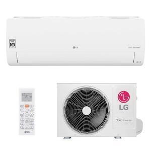 Ar Condicionado Split Hw Dual Inverter Voice Lg 12000 Btus Frio 220V - R$1533