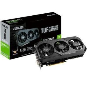 [APP] Placa de Vídeo Asus TUF3 NVIDIA GeForce GTX 1660 SUPER 6GB, GDDR6 - TUF 3-GTX1660S-O6G-GAMING