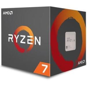 Processador AMD Ryzen 7 2700X Cooler Wraith Prism, Cache 20MB, 3.7GHz (4.35GHz Max Turbo), AM4, Sem Vídeo - YD270XBGAFBOX