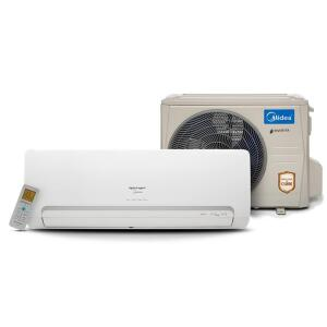 Ar Condicionado Springer Midea Split Hi Wall 9000btus Inverter Frio 220v | R$1.329