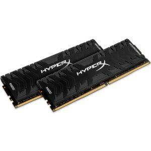 Memória HyperX Predator 16GB (2x8GB) 3200MHz DDR4 CL16 Preto - HX432C16PB3K2/16