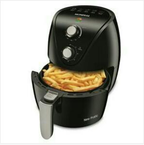 Fritadeira Elétrica Sem Óleo Air Fryer Mondial New Pratic AF31 3,5 L – Preto
