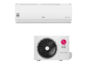Ar Condicionado Split Lg Dual Inverter Voice 9000 Btus Frio 220V - R$1471
