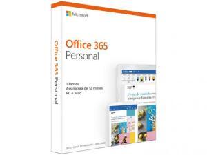 [Clube da Lu] Pacote Microsoft Office 365 Personal - 1TB OneDrive Válido Por 12 Meses