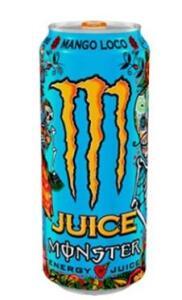 Energético Monster Sabor Manga 473ml