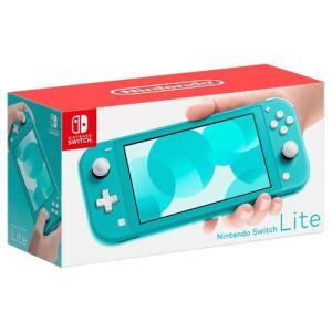 Console Nintendo Switch Lite COR - Turquesa