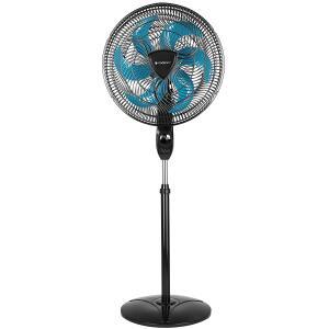 [Prime] Ventilador de Coluna Ventilar, Supreme, Preto/Azul, 110v, Cadence R$120