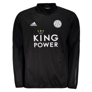 Blusão Adidas Leicester City Treino 2019