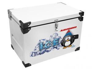 Caixa Térmica Armon 250L - TMI-250 Branca R$ 447