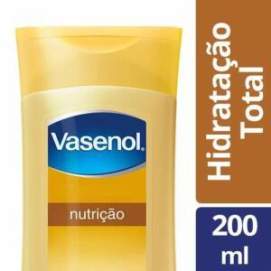 Loção Hidratante Vasenol Hidratação Total Nutrição 200 ml