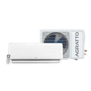 Ar Condicionado Split Agratto Inverter 9.000 Btus Frio 220v | R$1.169