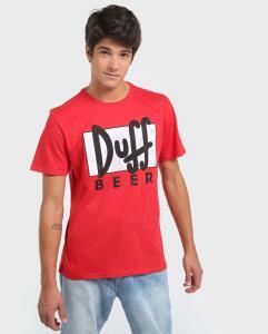 Camiseta Duff Beer Os Simpsons | R$20